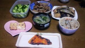 30日夕飯