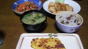 24日夕飯