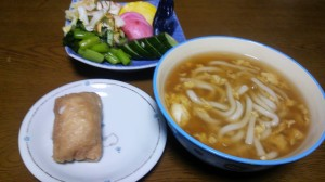 13日夕飯