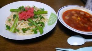 31日夕飯