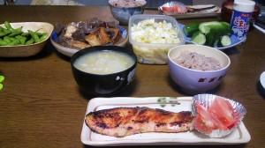 12日夕飯