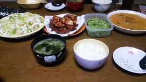 いつかの夕飯4
