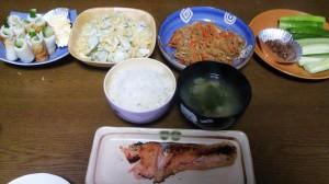 いつかの夕飯2