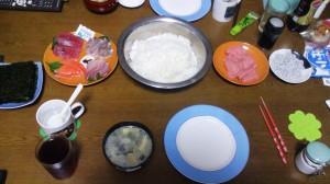 いつかの夕飯1