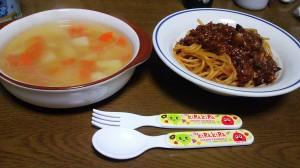 10日夕飯