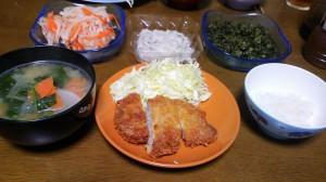 29日夕飯